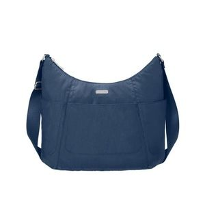 New New with Tag Baggallini Hobo Tote Dark Blue